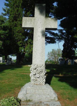 MCKAY, FAMILY MONUMENT - Dubuque County, Iowa | FAMILY MONUMENT MCKAY