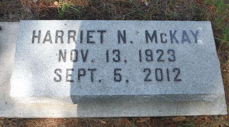 MCKAY, HARRIET - Dubuque County, Iowa   HARRIET MCKAY