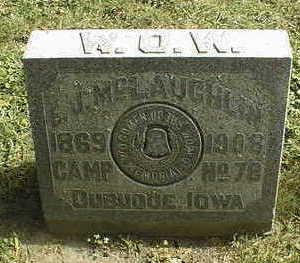 MCLAUGHLIN, E.J. - Dubuque County, Iowa | E.J. MCLAUGHLIN