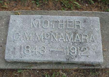 MCNAMARA, C. M. - Dubuque County, Iowa | C. M. MCNAMARA