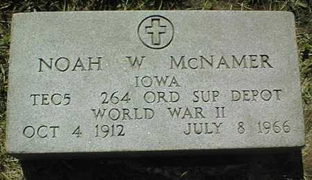MCNAMER, NOAH W. - Dubuque County, Iowa | NOAH W. MCNAMER