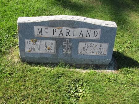 MCPARLAND, SUSAN E. - Dubuque County, Iowa | SUSAN E. MCPARLAND