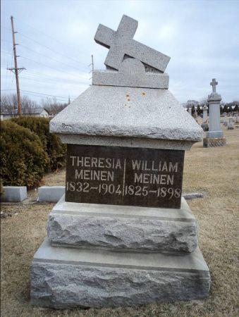 MEINEN, THERESA - Dubuque County, Iowa | THERESA MEINEN