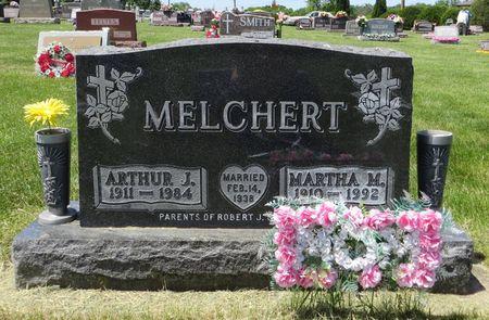 MELCHERT, ARTHUR J. - Dubuque County, Iowa   ARTHUR J. MELCHERT