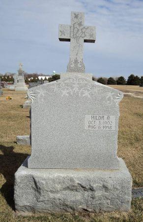 MENSEN, HILDA A. - Dubuque County, Iowa   HILDA A. MENSEN