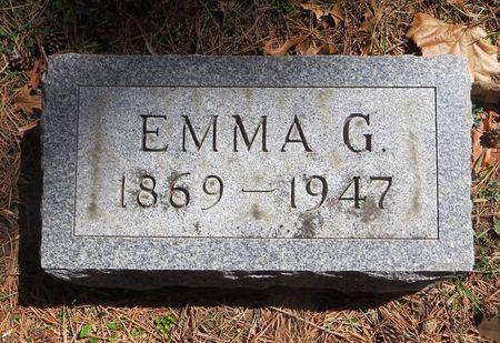 MERTZ, EMMA G. - Dubuque County, Iowa | EMMA G. MERTZ