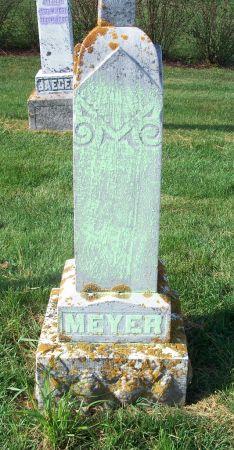 MEYER, FAMILY - Dubuque County, Iowa | FAMILY MEYER