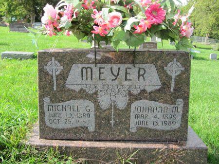 MEYER, MICHAEL G. - Dubuque County, Iowa | MICHAEL G. MEYER