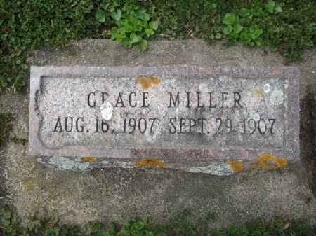 MILLER, GRACE - Dubuque County, Iowa | GRACE MILLER