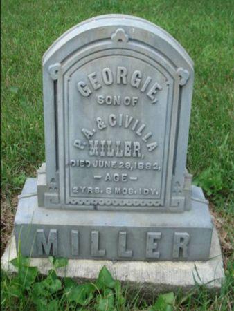 MILLER, GEORGIE - Dubuque County, Iowa | GEORGIE MILLER