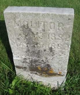 MOLITOR, JOHN F. - Dubuque County, Iowa | JOHN F. MOLITOR