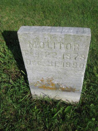 MOLITOR, PETER J. - Dubuque County, Iowa | PETER J. MOLITOR