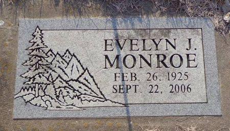 MONROE, EVELYN J. - Dubuque County, Iowa | EVELYN J. MONROE