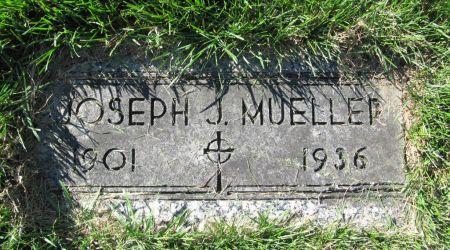 MUELLER, JOSEPH - Dubuque County, Iowa | JOSEPH MUELLER