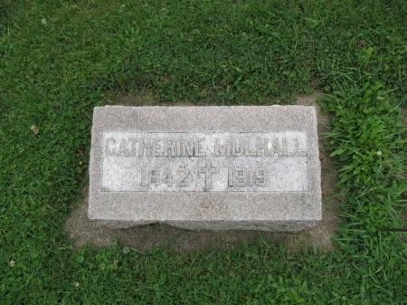 MULHALL, CATHERINE - Dubuque County, Iowa | CATHERINE MULHALL