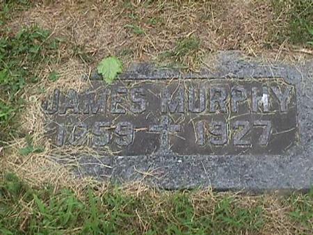 MURPHY, JAMES - Dubuque County, Iowa | JAMES MURPHY