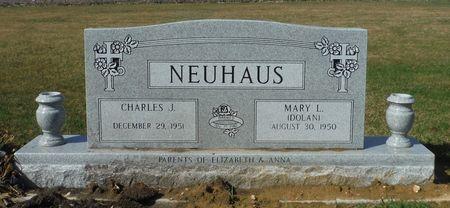 NEUHAUS, CHARLES J.