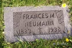NEUMANN, FRANCIS M - Dubuque County, Iowa | FRANCIS M NEUMANN