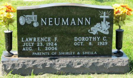 NEUMANN, DOROTHY C. - Dubuque County, Iowa | DOROTHY C. NEUMANN