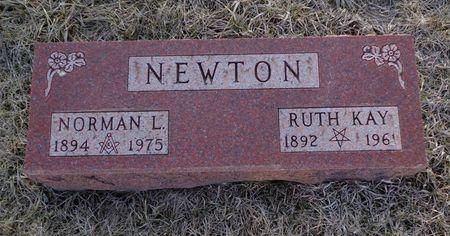 NEWTON, NORMAN L. - Dubuque County, Iowa | NORMAN L. NEWTON