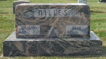 NILLES, ELLA - Dubuque County, Iowa | ELLA NILLES