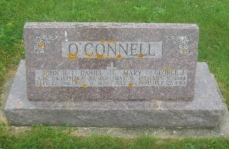O'CONNELL, GEORGE J. - Dubuque County, Iowa | GEORGE J. O'CONNELL