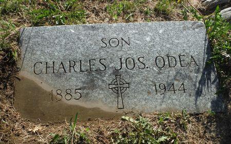 ODEA, CHARLES JOSEPH - Dubuque County, Iowa | CHARLES JOSEPH ODEA