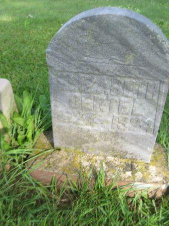 OERTEL, ELIZABETH - Dubuque County, Iowa | ELIZABETH OERTEL