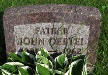 OERTEL, JOHN - Dubuque County, Iowa   JOHN OERTEL