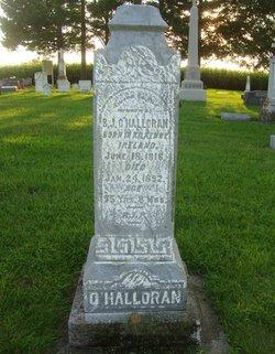 O'HALLORAN, B. J. - Dubuque County, Iowa | B. J. O'HALLORAN