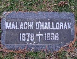 O'HALLORAN, MALACHI - Dubuque County, Iowa   MALACHI O'HALLORAN