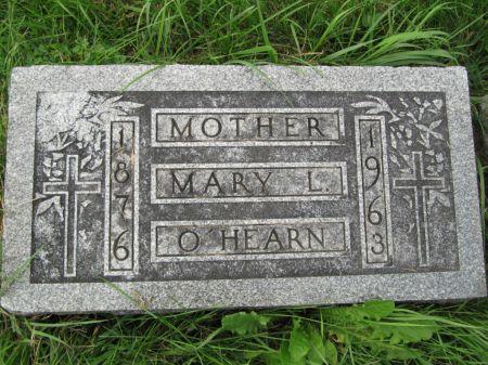 O'HEARN, MARY L. - Dubuque County, Iowa | MARY L. O'HEARN