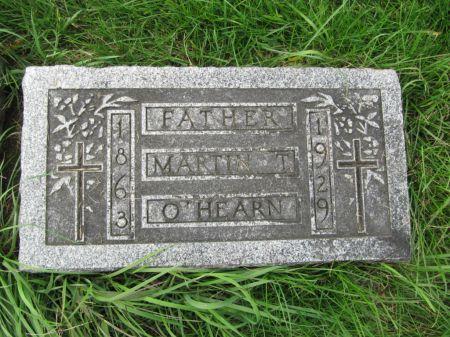 O'HEARN, MARTIN T. - Dubuque County, Iowa   MARTIN T. O'HEARN