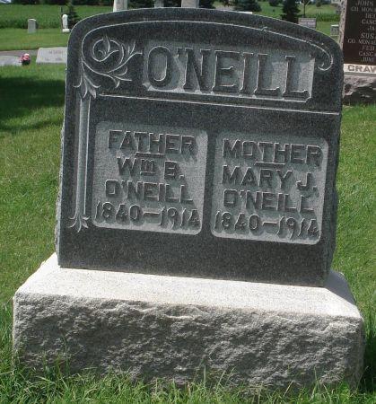 O'NEILL, MARY J. - Dubuque County, Iowa | MARY J. O'NEILL