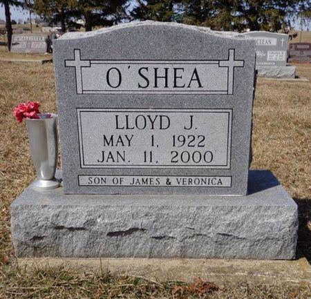 O'SHEA, LLOYD J. - Dubuque County, Iowa | LLOYD J. O'SHEA