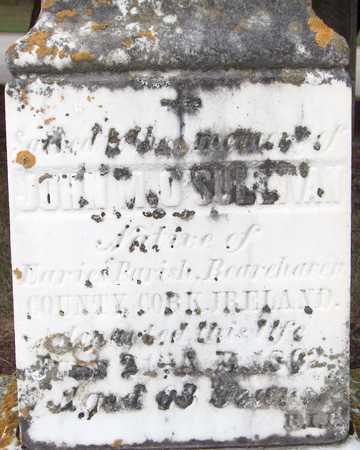 O'SULLIVAN, JOHN M. - Dubuque County, Iowa | JOHN M. O'SULLIVAN