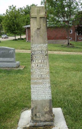 O'TOOLE, MARGARET - Dubuque County, Iowa   MARGARET O'TOOLE