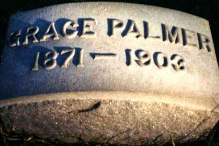 PALMER, GRACE - Dubuque County, Iowa   GRACE PALMER
