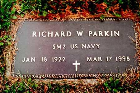 PARKIN, RICHARD W. - Dubuque County, Iowa | RICHARD W. PARKIN