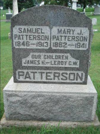 PATTERSON, SAMUEL - Dubuque County, Iowa | SAMUEL PATTERSON