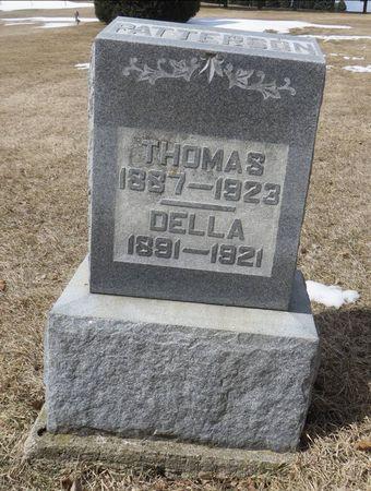 PATTERSON, THOMAS - Dubuque County, Iowa | THOMAS PATTERSON