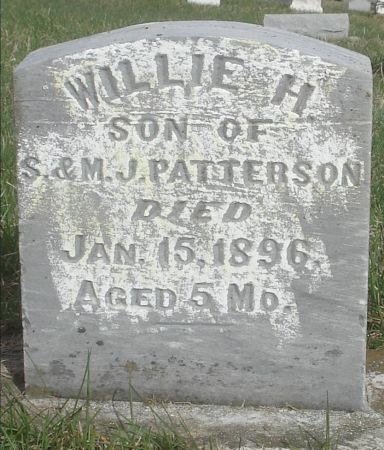 PATTERSON, WILLIE H. - Dubuque County, Iowa | WILLIE H. PATTERSON