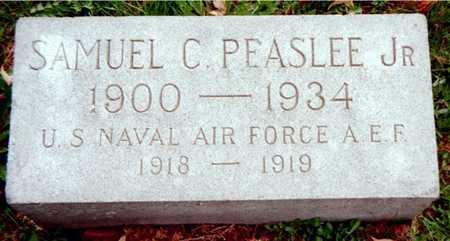 PEASLEE, SAMUEL C.,JR. - Dubuque County, Iowa   SAMUEL C.,JR. PEASLEE