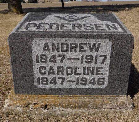 PEDERSEN, ANDREW - Dubuque County, Iowa | ANDREW PEDERSEN