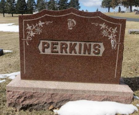 PERKINS, FAMILY MONUMENT - Dubuque County, Iowa | FAMILY MONUMENT PERKINS