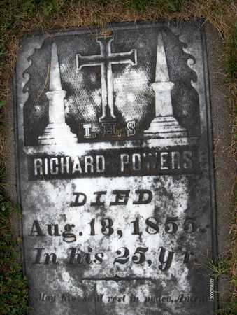 POWERS, RICHARD - Dubuque County, Iowa | RICHARD POWERS