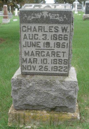 PRATT, MARGARET - Dubuque County, Iowa | MARGARET PRATT