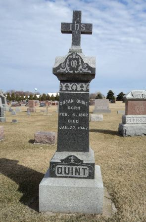 QUINT, SUSAN - Dubuque County, Iowa | SUSAN QUINT