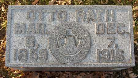 RATH, OTTO - Dubuque County, Iowa   OTTO RATH