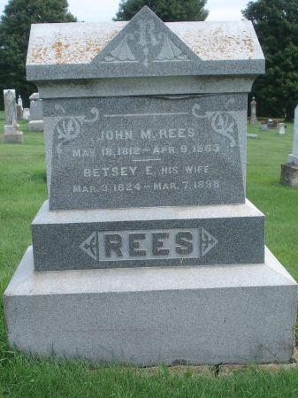 REES, JOHN M. - Dubuque County, Iowa | JOHN M. REES
